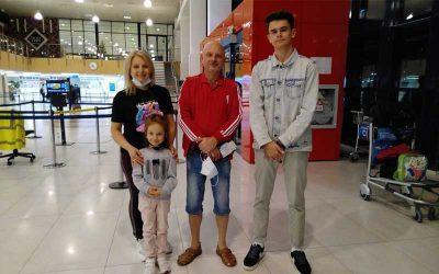 Evgenii en Elena P uit Tiraspol