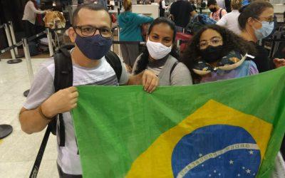 Jean en Debora H uit Natal, Brazilië